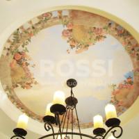 роспись потолка 4