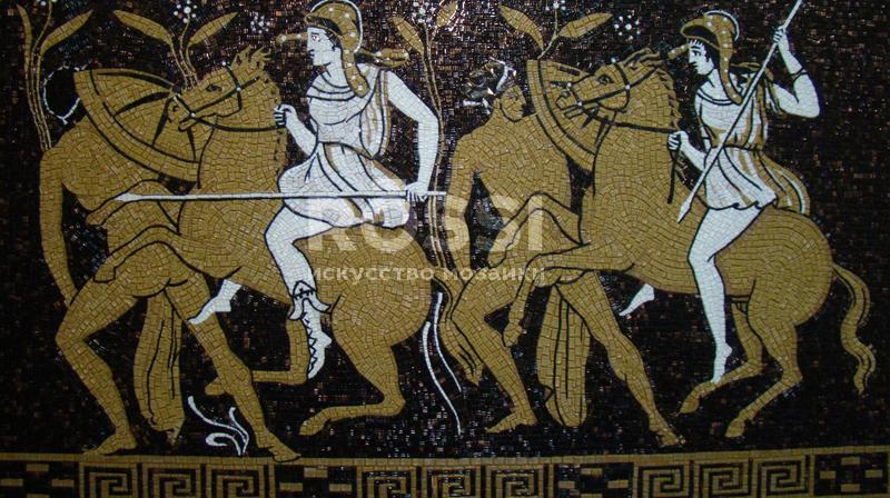 панно египет мозаика