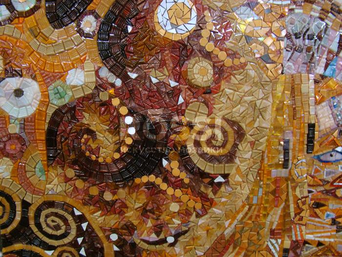 климт росси мозаика