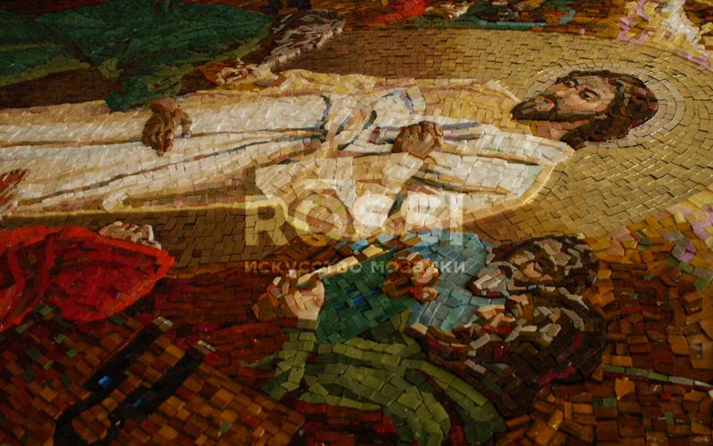 икона мозаика