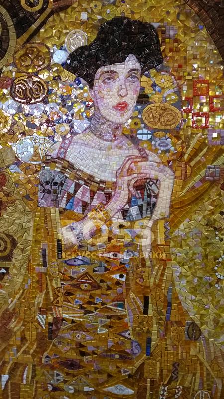 климт мозаика росси