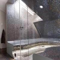 хамам ванная комната мозаика