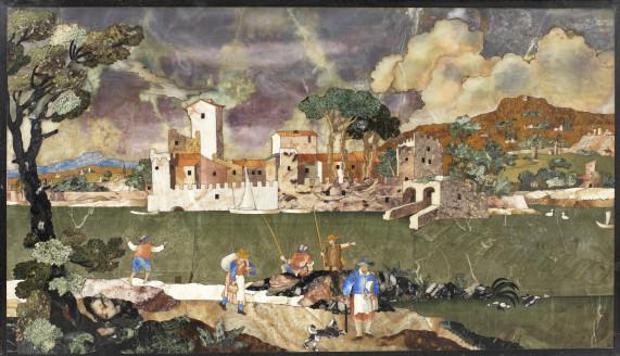 Florentine-pietre-dure-mosaic-17th-c