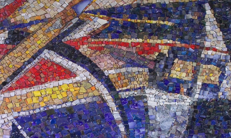 мозаика смальта