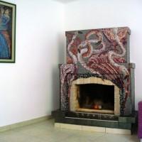 kamin мозаика
