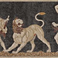 mosaique_chasse_lion